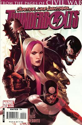 universo marvel #33