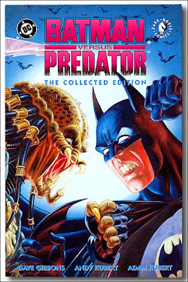 batman vs predador