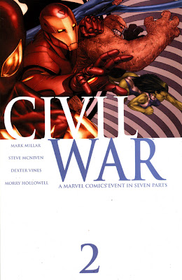 guerra civil 2 marvel