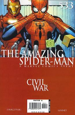 amazing spider man 533