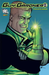 Guy Gardner O Pacificador