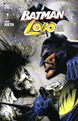 batman e lobo contágio mortal
