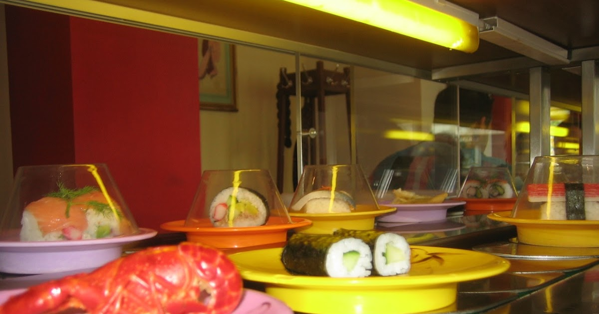 Running Sushi Augsburg