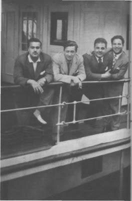 Osvaldo Manzi, Baralis, Rodi y Marino