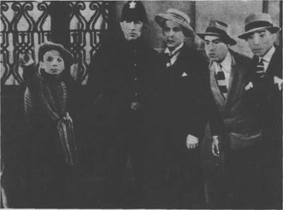 Astor Piazzolla con Carlos Gardel