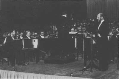 Horacio Salgan y Horacio Ferrer