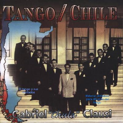 Gabriel Clausi - Tango Chile