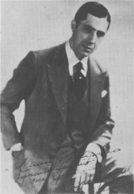 Carlos Gardel en Barcelona