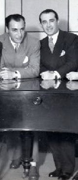 Antonio Rios y José Sala