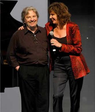 Pablo Ziegler y Cecilia Rossetto en 2005