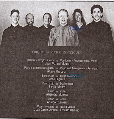 Orquesta  Matos Rodriguez