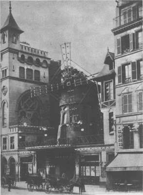 Moulin Rouge de Montmartre, Paris