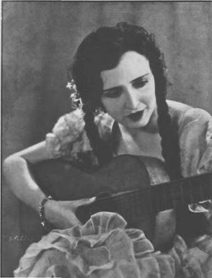 Sofía Bozán en 1935
