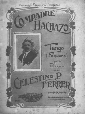 Compadre Hachazo de Ferrer Celestino