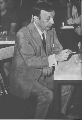 Roberto Rufino en 1970