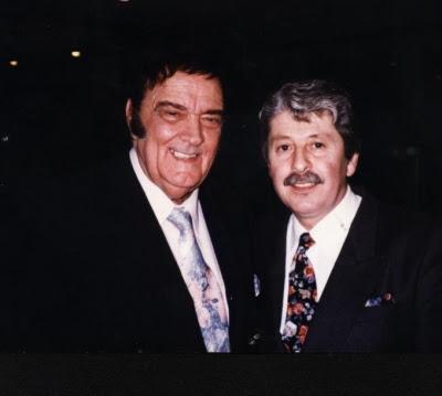 Armando Laborde con Julio Ressia