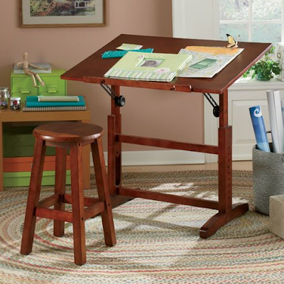 Copy Cat Chic Drafting Tables