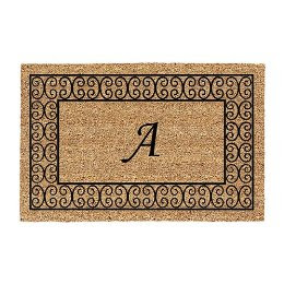 Copy Cat Chic Personalized Doormats