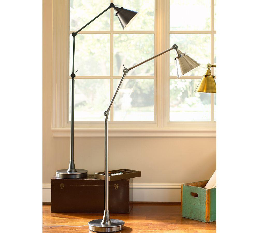 Pottery Barn Architect S Floor Lamp Copycatchic