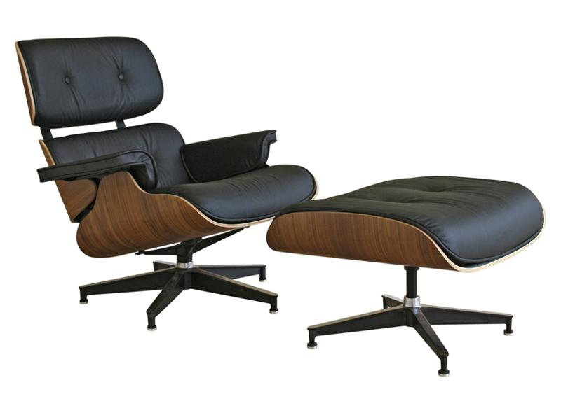 design within reach eames lounge chair and ottoman. Black Bedroom Furniture Sets. Home Design Ideas