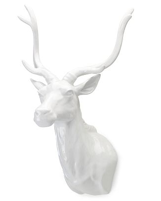 Copy Cat Chic Williams Sonoma Home Ceramic Animal Heads