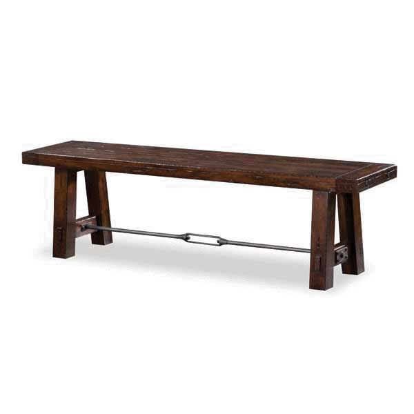 Pottery Barn Benchwright Bench  Copycatchic