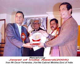 Jewel of India Award(2005)