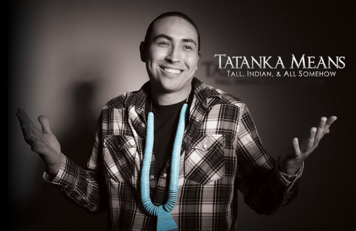tatanka means actor american native larry