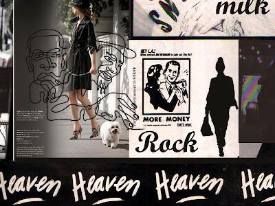 rock heaven mode fashion beauty