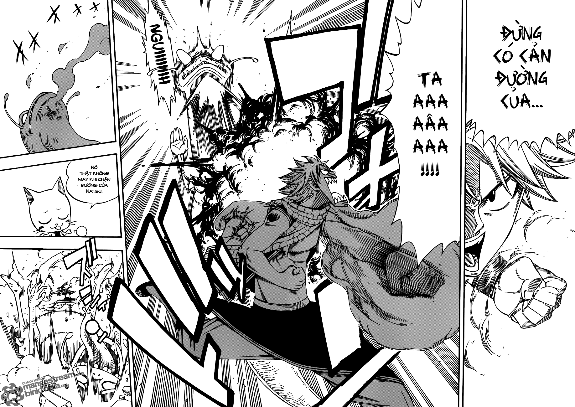Fairy Tail Chap 208