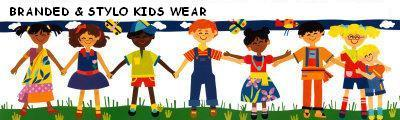 Branded & Stylo Kids Wear
