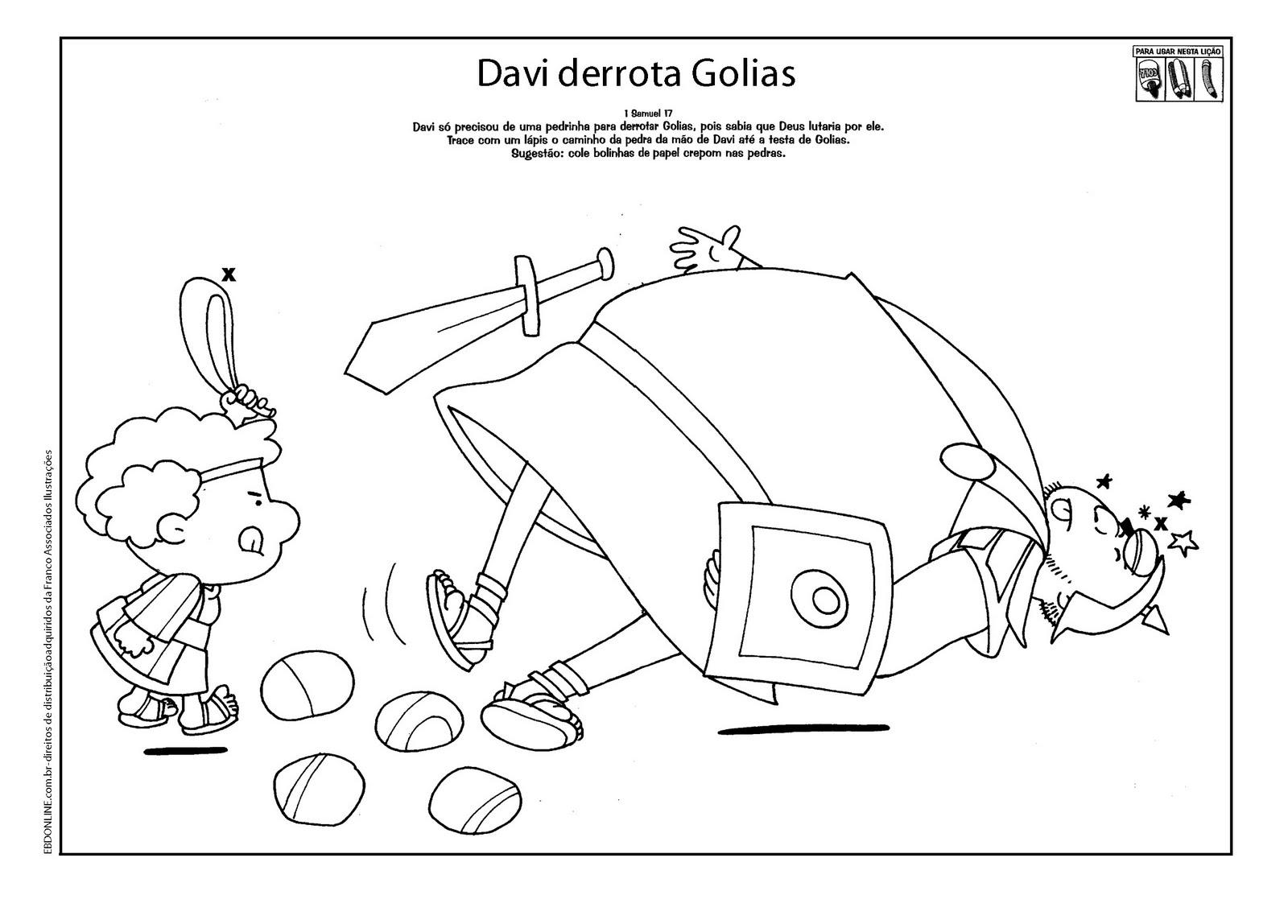 How do I feel: A HISTÓRIA DE DAVI E GOLIAS (REPOSTAGEM