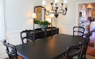 what kind of paint to use on dining room table | Stuff I want to make: Paint my furniture