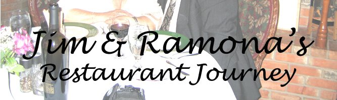 Jim & Ramona's Restaurant Journey