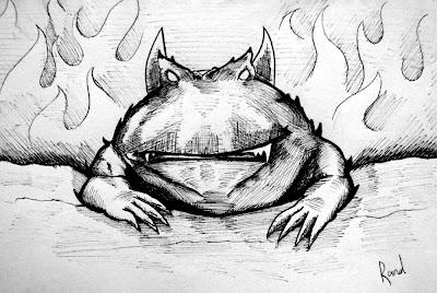 Devil Frog