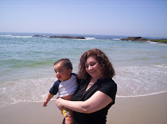 Me and David at the Pacfic Ocean!