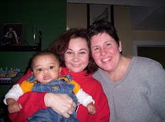 Cole, me and Auntie Kelly