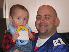 Uncle Steve and Drew