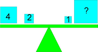 pan balance worksheets