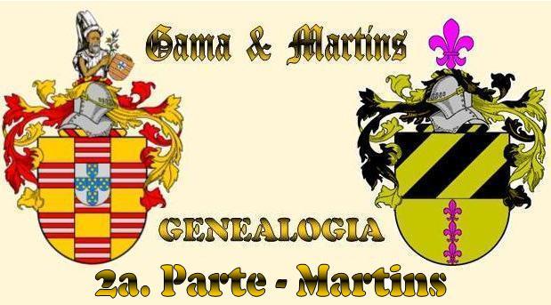 Genealogia Martins