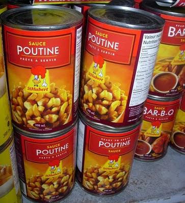 Homemade Gluten Free Poutine Sauce - Kimi Eats Gluten Free |Canned Poutine Sauce