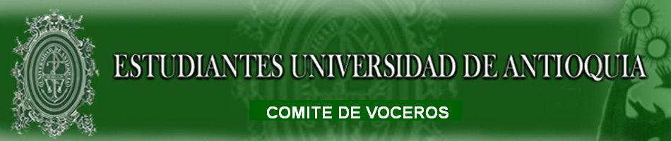COMITE DE VOCEROS