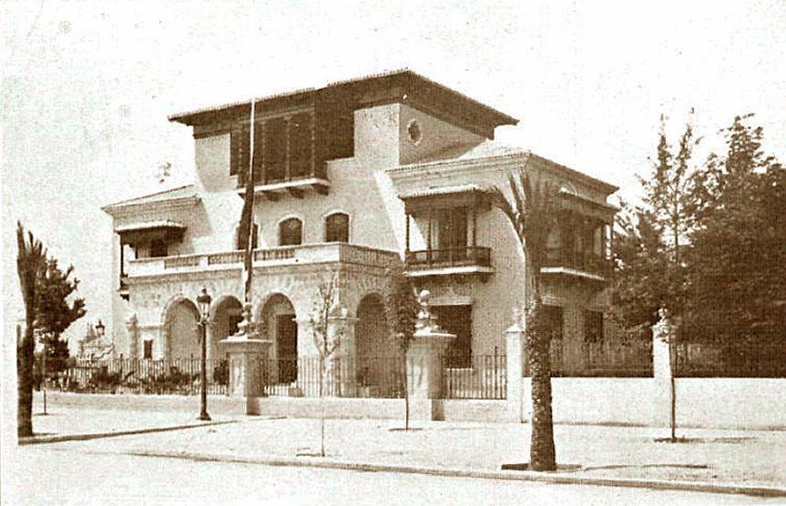 Exposição Iberoamericana de Sevilla em 1929
