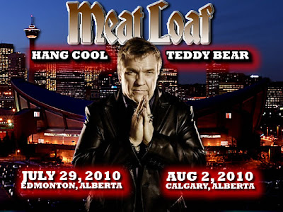 Chiefmoon Entertainment Buzz Meat Loaf Summer Tour