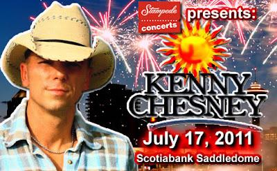 Chiefmoon Entertainment Buzz Kenny Chesney Is 2011