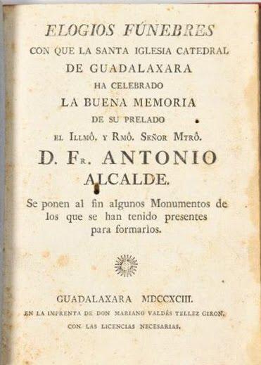 Bibliofilia novohispana El fraile de la calavera la