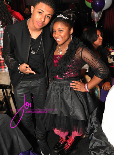 ja rule daughter and diggy - photo #21