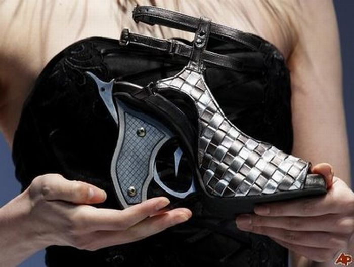 Gun Shoes for Ladies