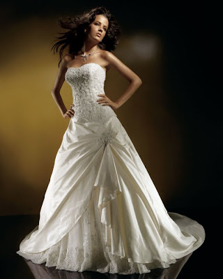 bride wedding dress 11