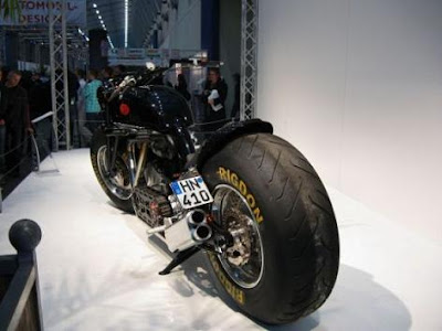The Worlds Biggest Running Motorcycle Seen On  www.coolpicturegallery.us